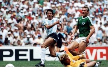 1986: il goal di Burruchaga