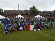 Mondiali Lacrosse: Italia e Messico