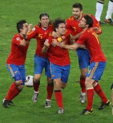 La gioia spagnola