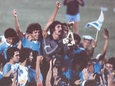 L'Uruguay vince il Mundialito - 10.01.81