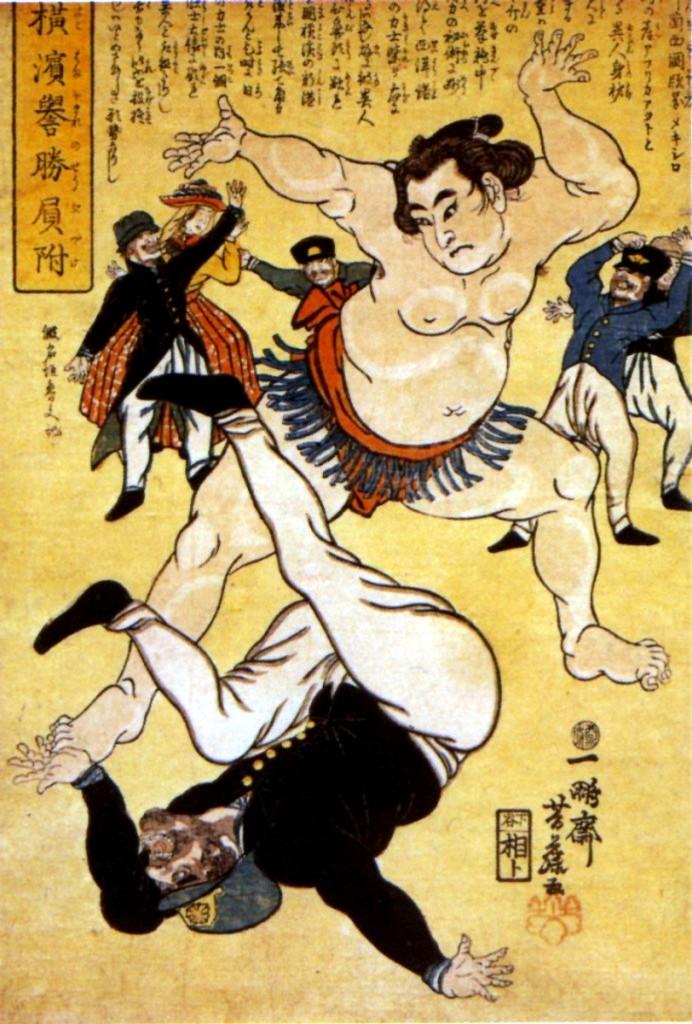 Sumo - 1861