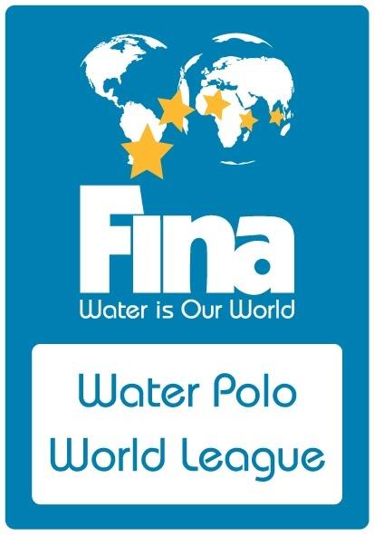 Il logo della FINA World League