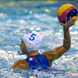 Martina Savioli: subito tripletta all'esordio mondiale (FOTO ANDREA STACCIOLI/DEEPBLUMEDIA.EU)