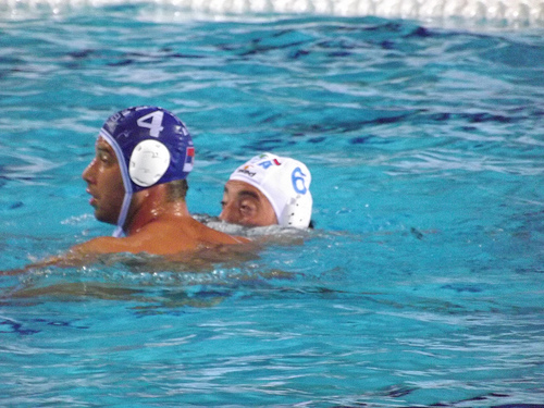 Udovičić e Felugo in azione a Firenze: anche oggi sono attesi protagonisti (FOTO DAMIANO BENZONI)